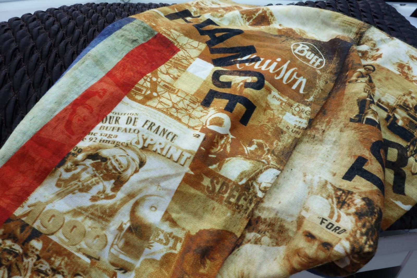 Buff Tour de France scarf