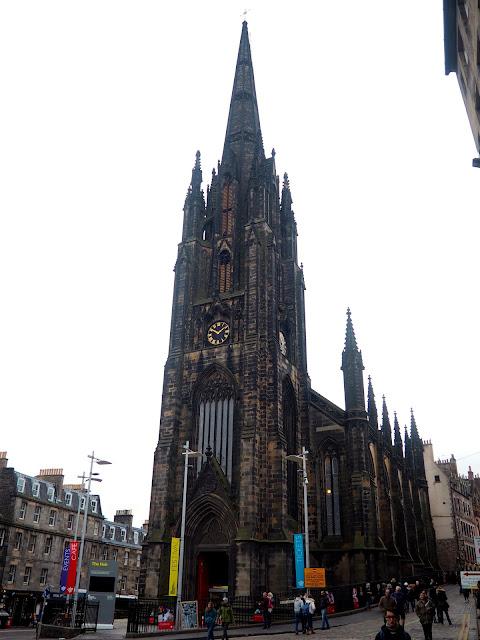 The Hub, Royal Mile, Edinburgh