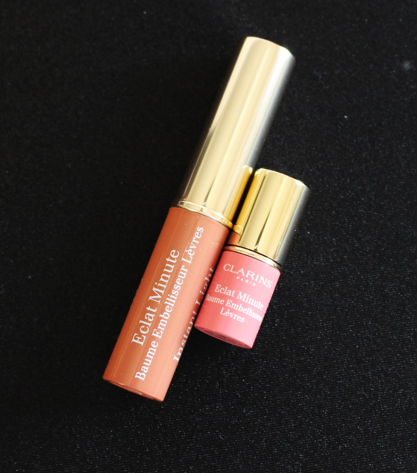 Pondering Beauty Clarins Instant Light Lip Balm Perfector