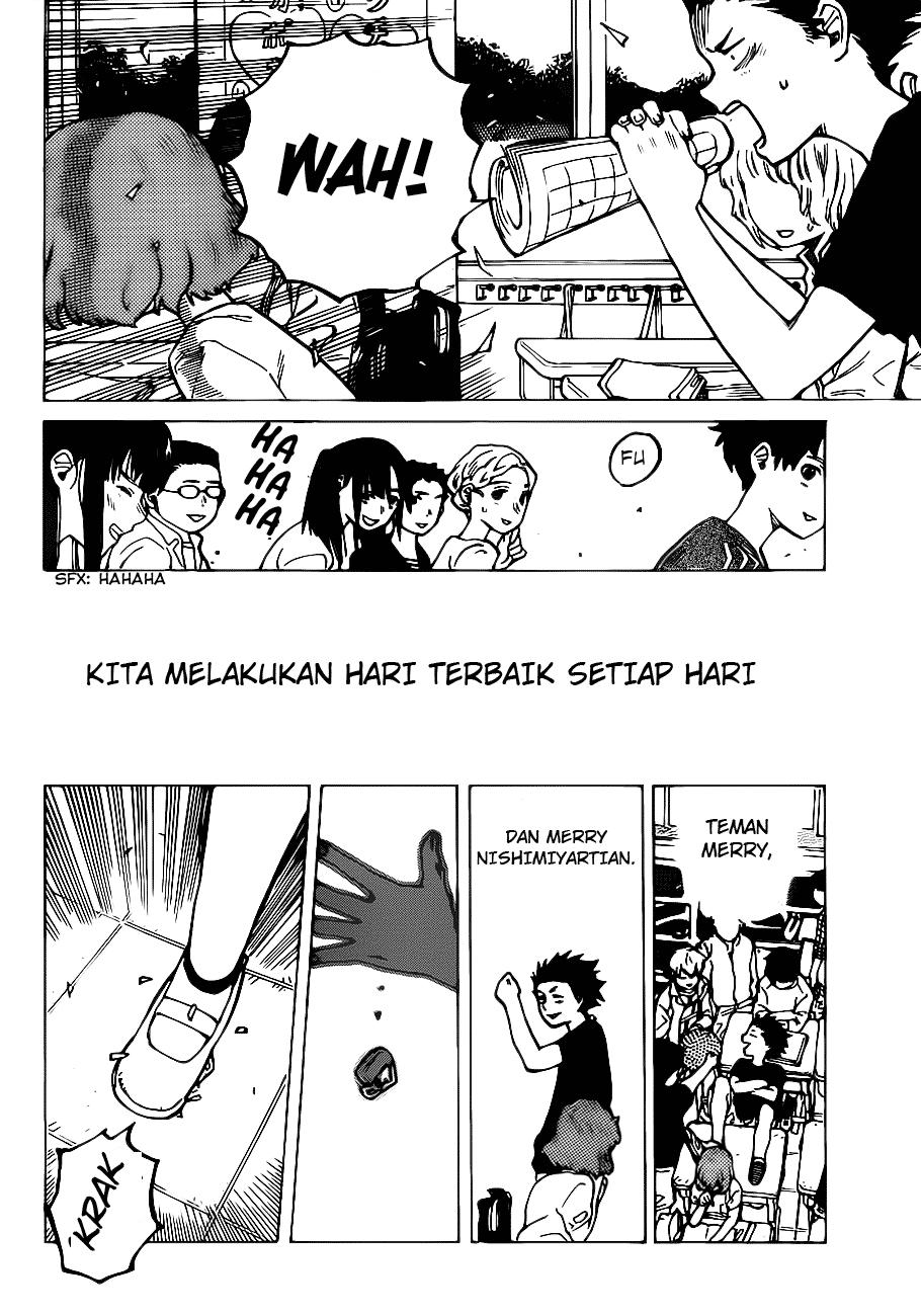 Koe no Katachi Chapter 03-6