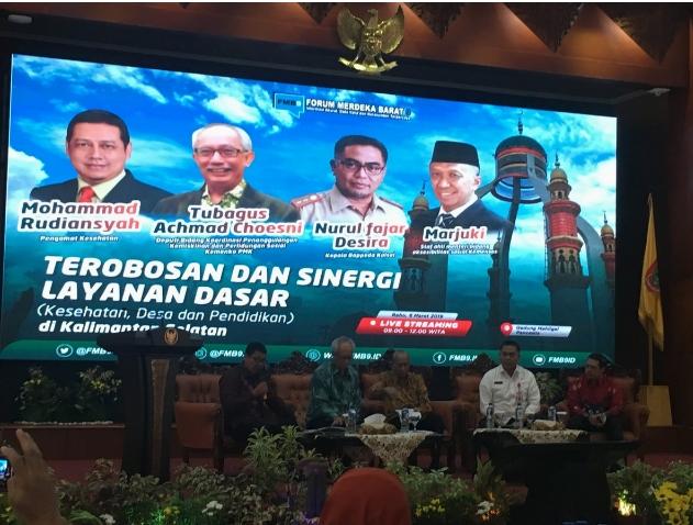 FMB9 Banjarmasin Kalimantan Selatan 2019