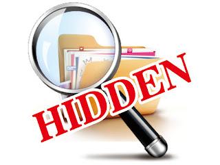 Cara Mudah Menyembunyikan File Pada Komputer
