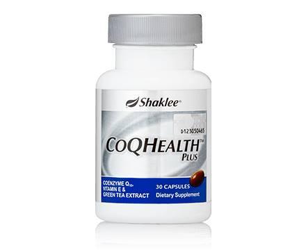 CoQHealth Plus