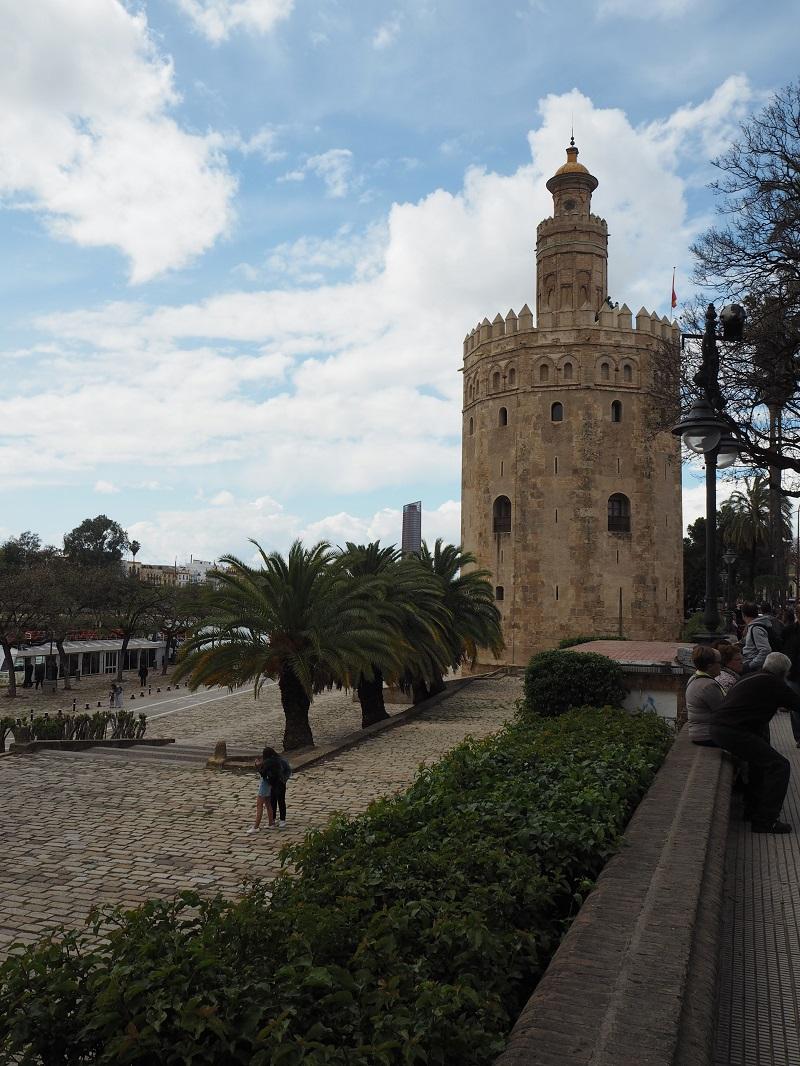 Torre del Oro Seville
