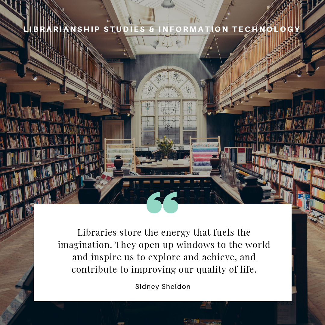 Libraries store the energy that fuels the imagination. They open up windows to the world and inspire us to explore and achieve, and contribute to improving our quality of life