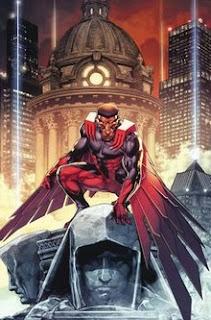 Falcão Marvel