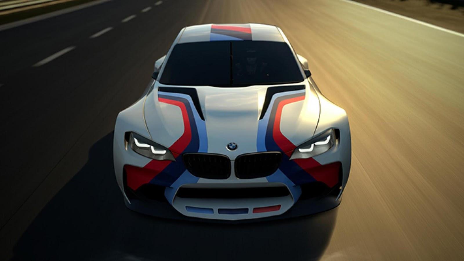 2014: BMW Vision Gran Turismo
