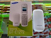 Jual Murah Samsung Lipat GT-E1272 Second