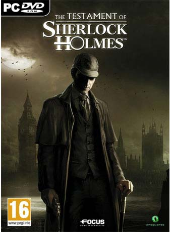 The Testament of Sherlock Holmes Download for PC