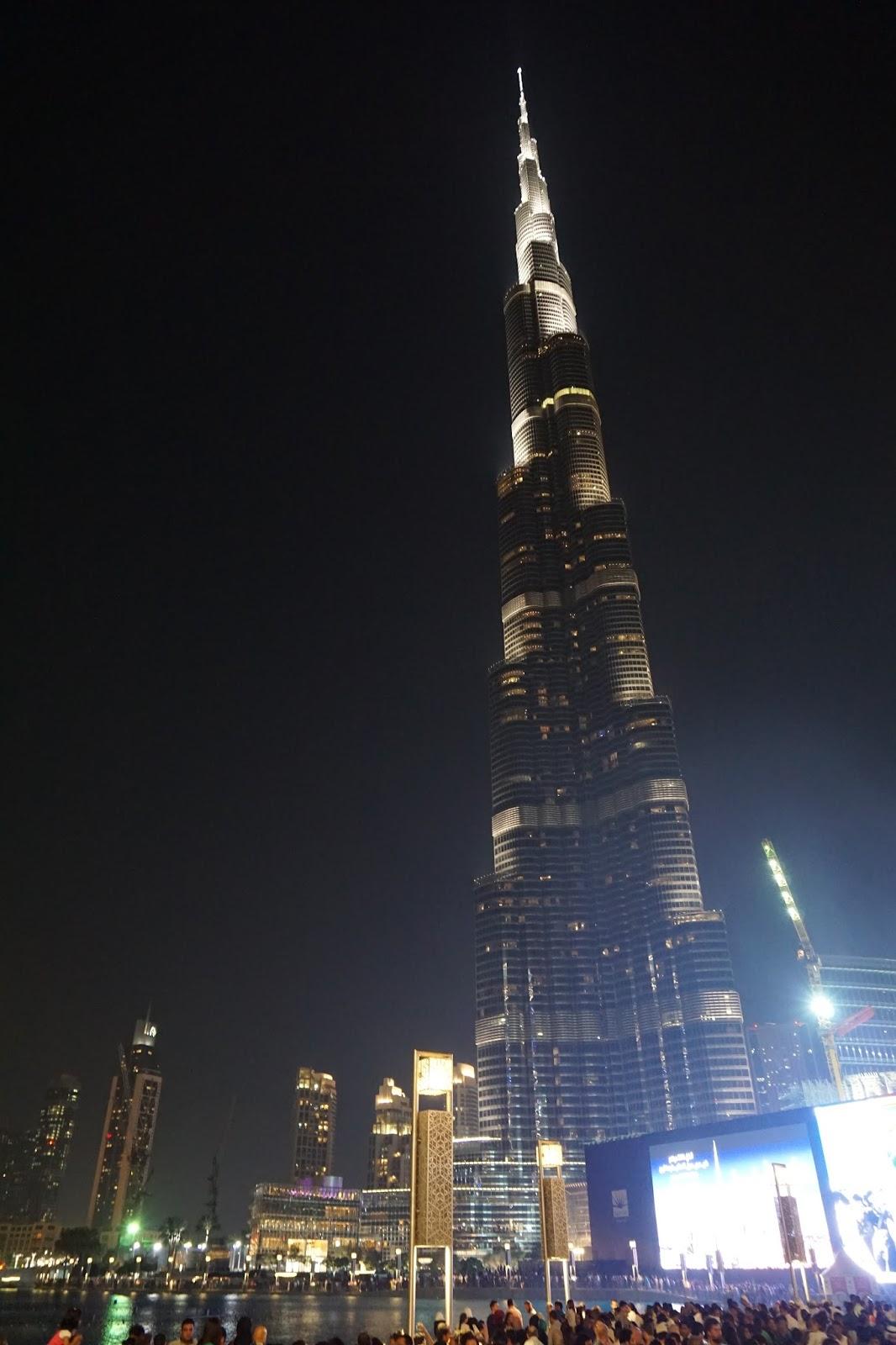 ブルジュ・ハリファ(burj khalīfah)