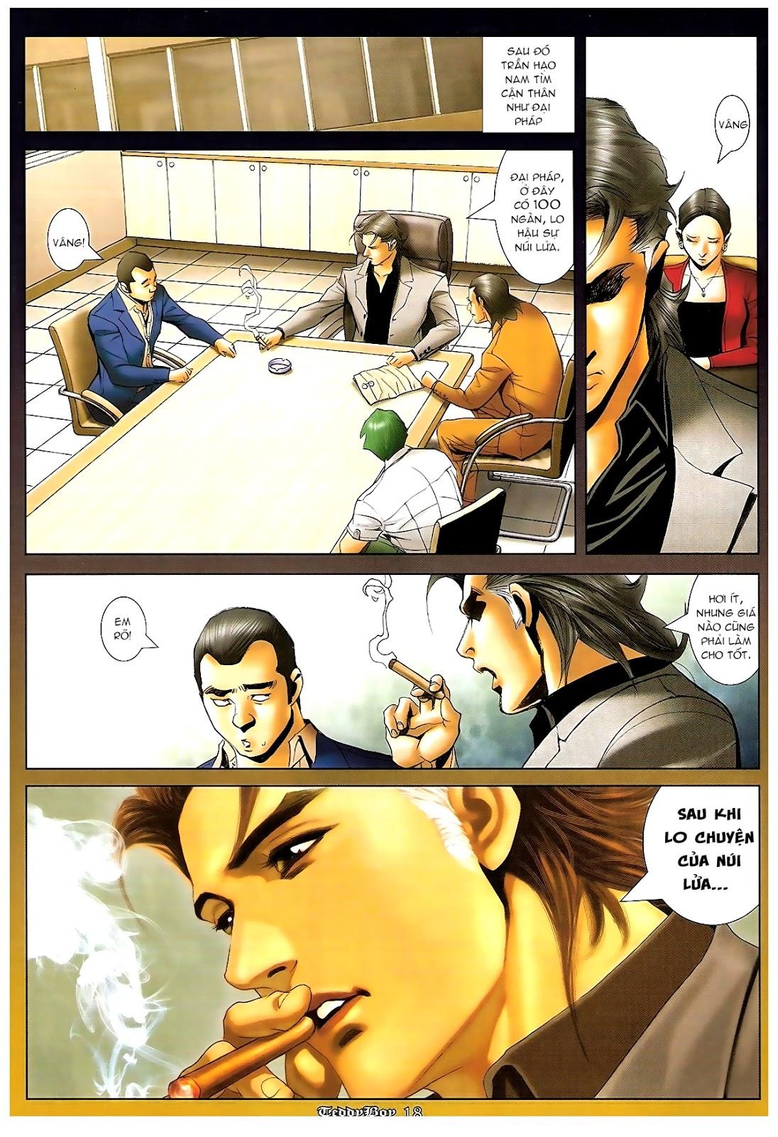 Người Trong Giang Hồ - Chapter 1210: Giải tán - Pic 17