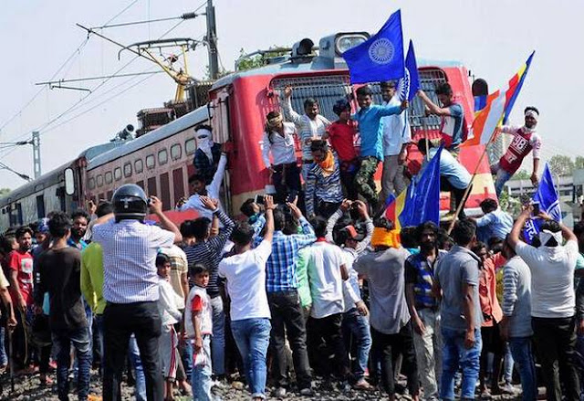 dalit-protests-over-SCST-Act