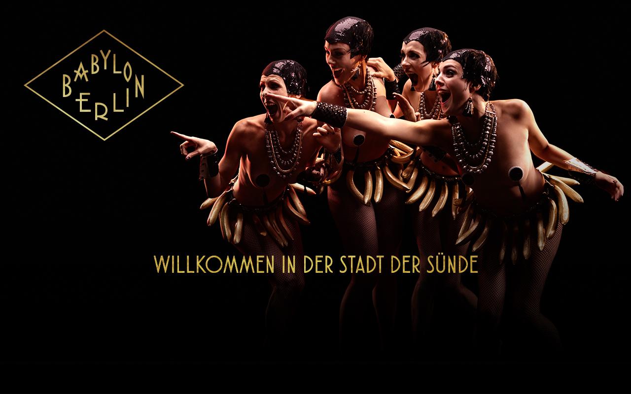Film Babylon Berlin