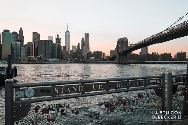 miradores de Nueva York brooklyn bridge park