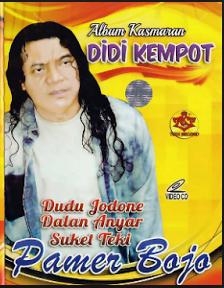 Lagu Didi Kempot Album Kasmaran (2016)