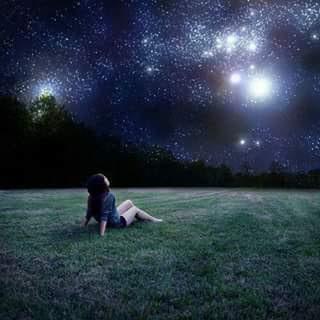سماء ليلة