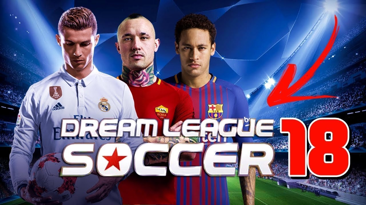 Dream League Soccer 2018 APK Free Download For Android 5.0