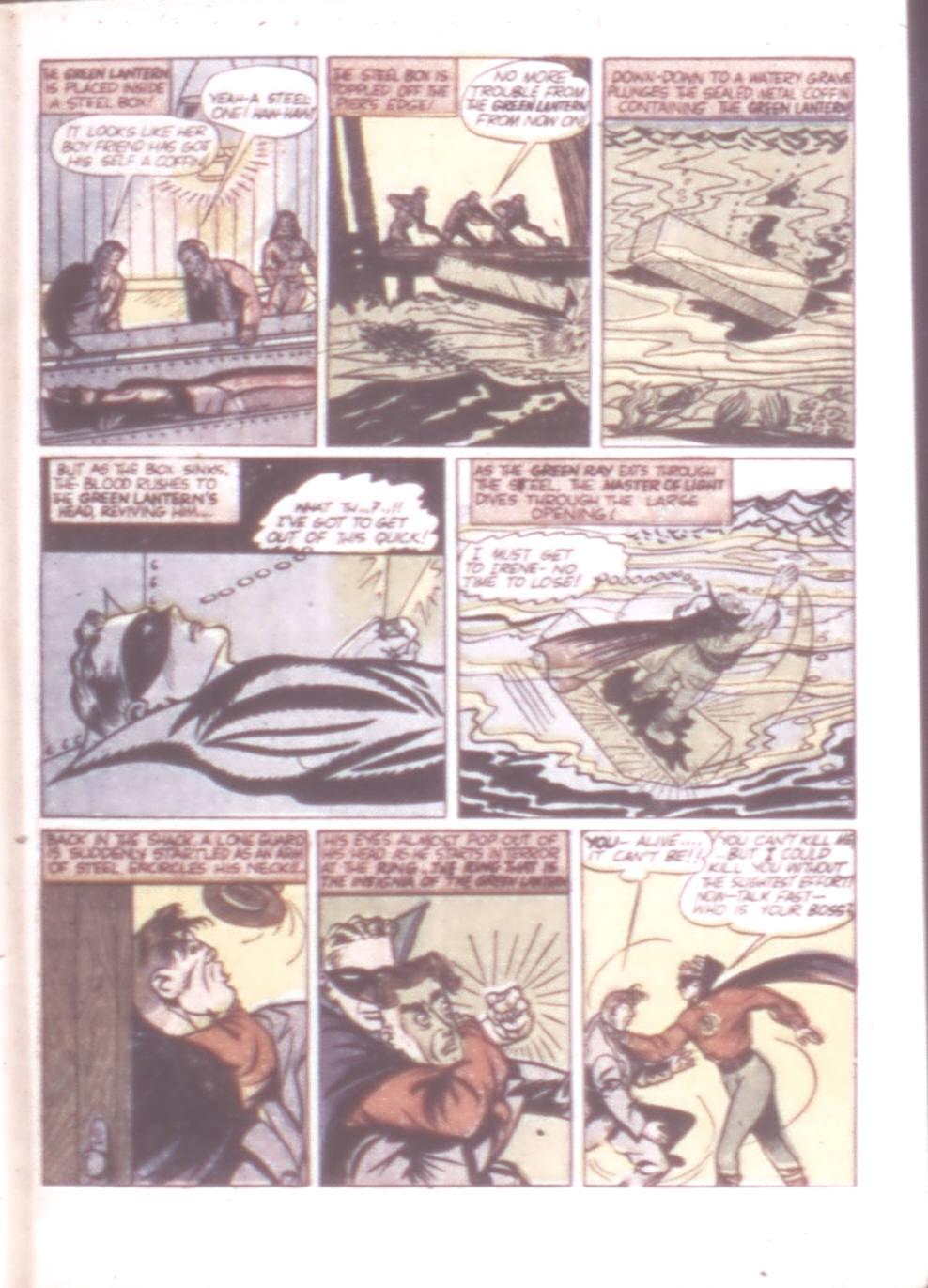 Read online All-American Comics (1939) comic -  Issue #25 - 9