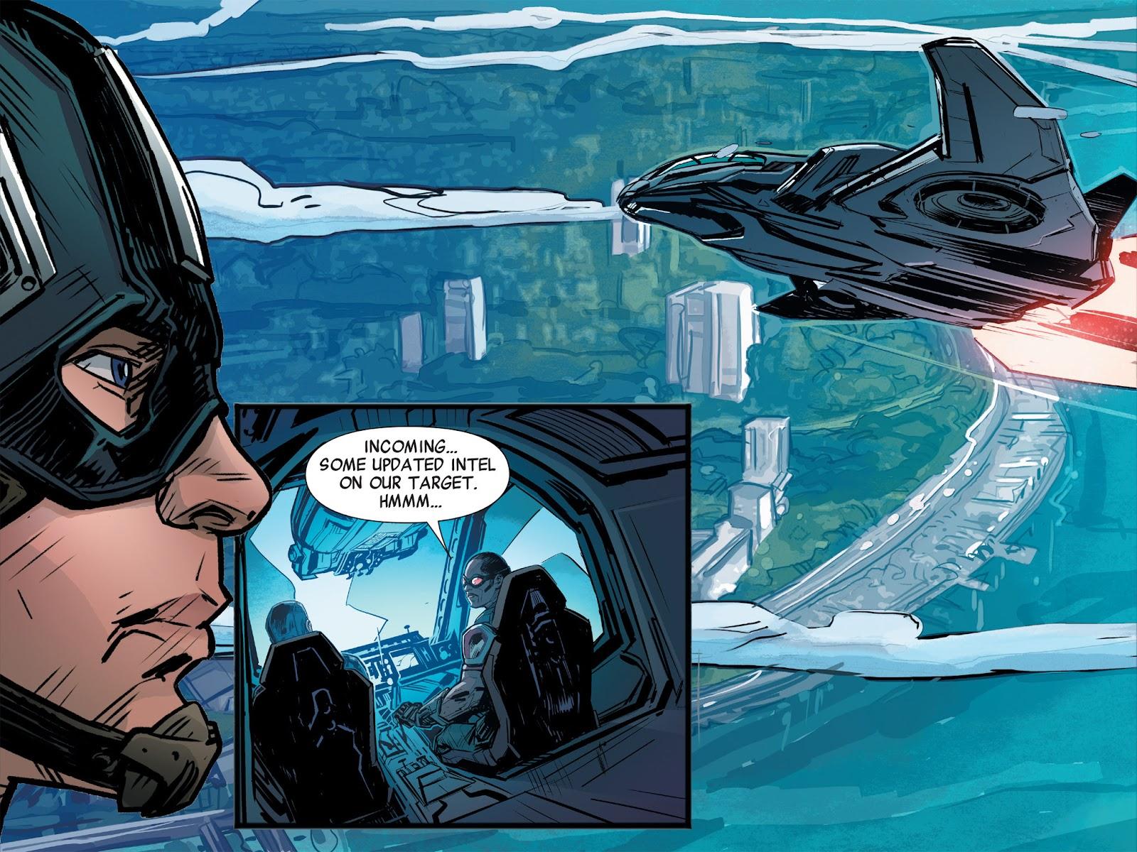 Read online Captain America: Civil War Prelude (Infinite Comics) comic -  Issue # Full - 72