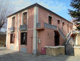 το κτίριο της Λαογραφικής Εταιρείας Νομού Πέλλας στην Έδεσσα
