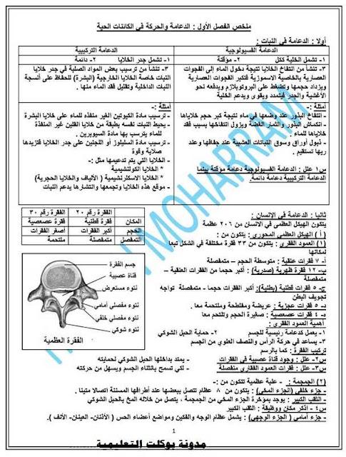 أقوى مراجعة احياء للصف الثالث الثانوي للأستاذ حسن محرم