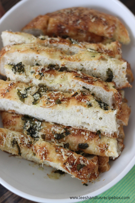 This Cheesy Crusty Focaccia Bread Is So Simple And Delicious It Can Be On Your Table With Almost No Effort Thanks To The Help Of Frozen Rhodes Dough