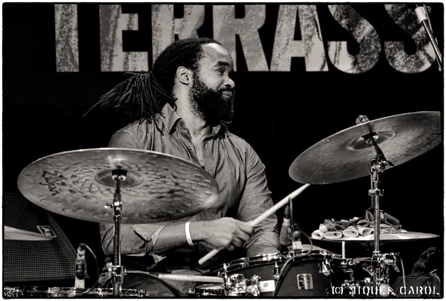 Obed Calvaire, Nova Jazz Cava, Terrassa, 16/3/2016