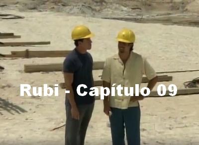 Rubi capítulo 09 completo