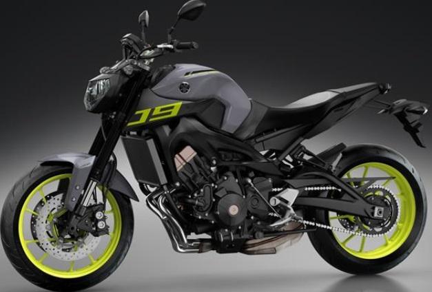Harga Yamaha MT-09 terbaru