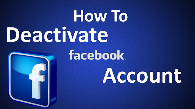 Facebook အေကာင့္ကို ခဏတာ Deactivate လုပ္ထားနည္း