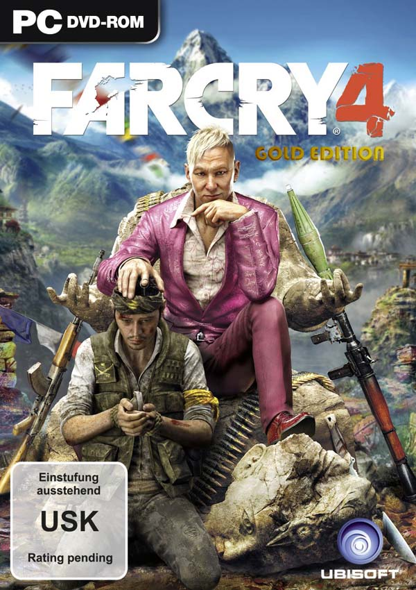Far Cry 4 Gold Edition Download Cover Free Game