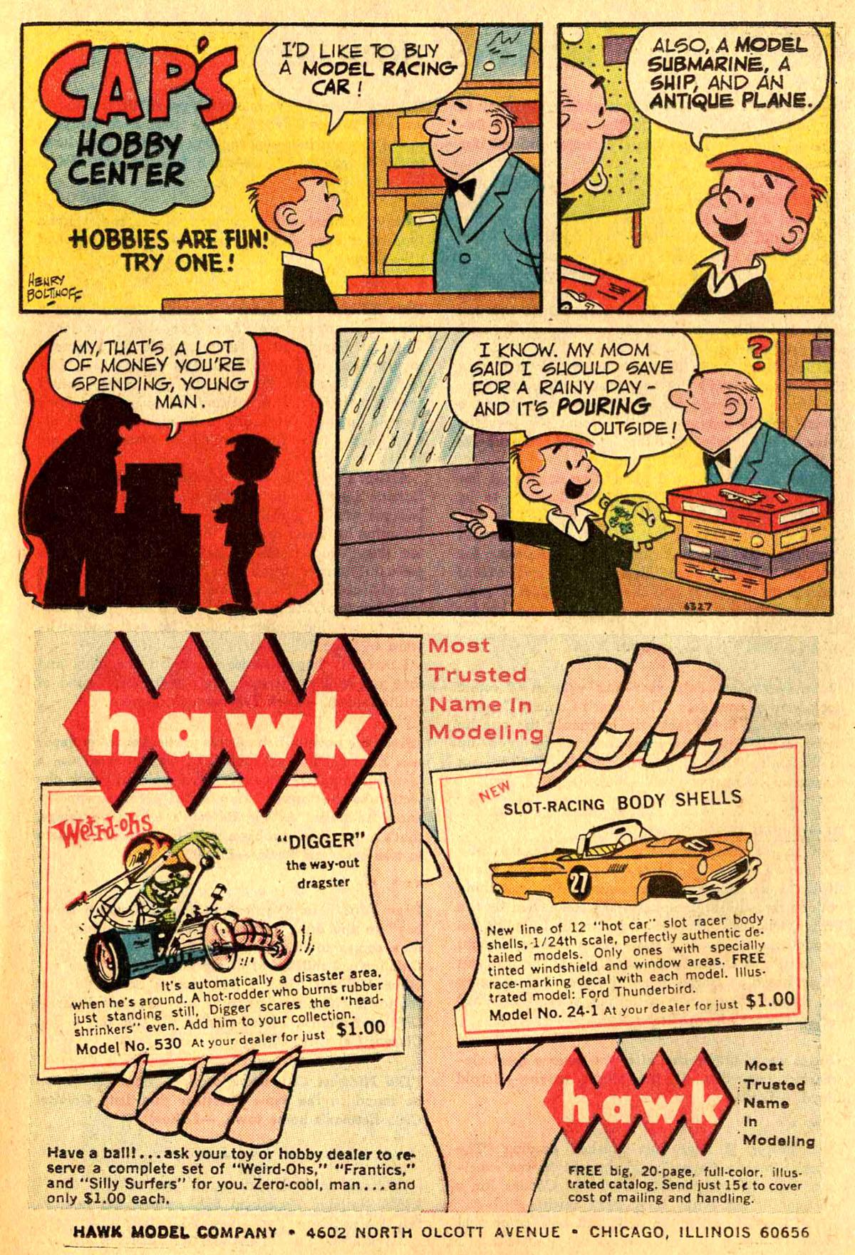 Detective Comics (1937) 345 Page 32