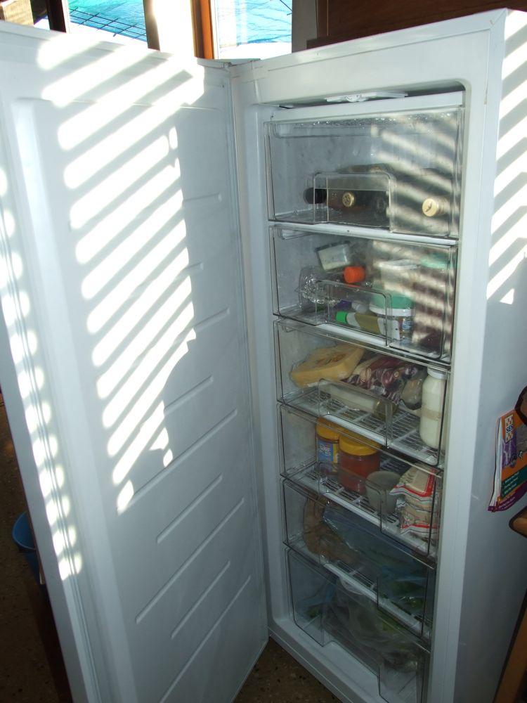 The 'Super Fridge' (upright freezer conversion)