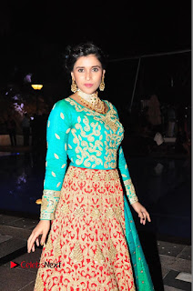 Actress Mannara Chopra Pictures at The Wedding Vows Fashion Show  0068.JPG