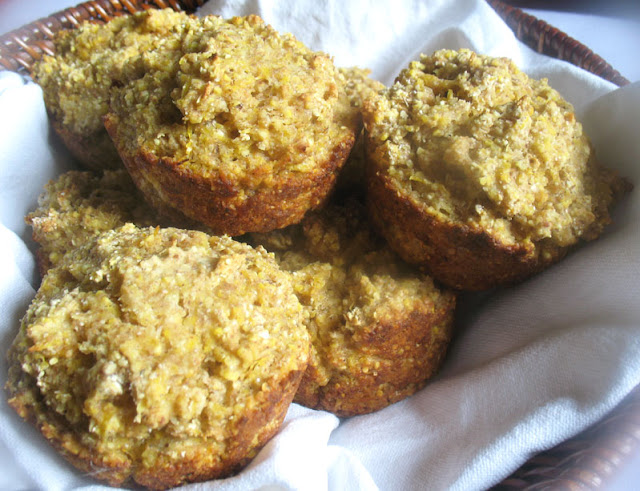 Honey Pumpkin Muffins