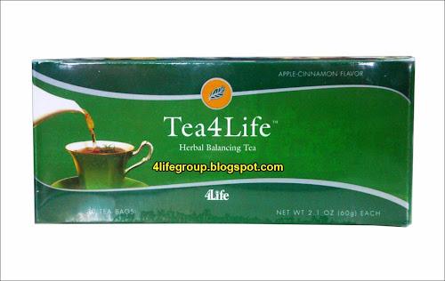foto Tea 4Life