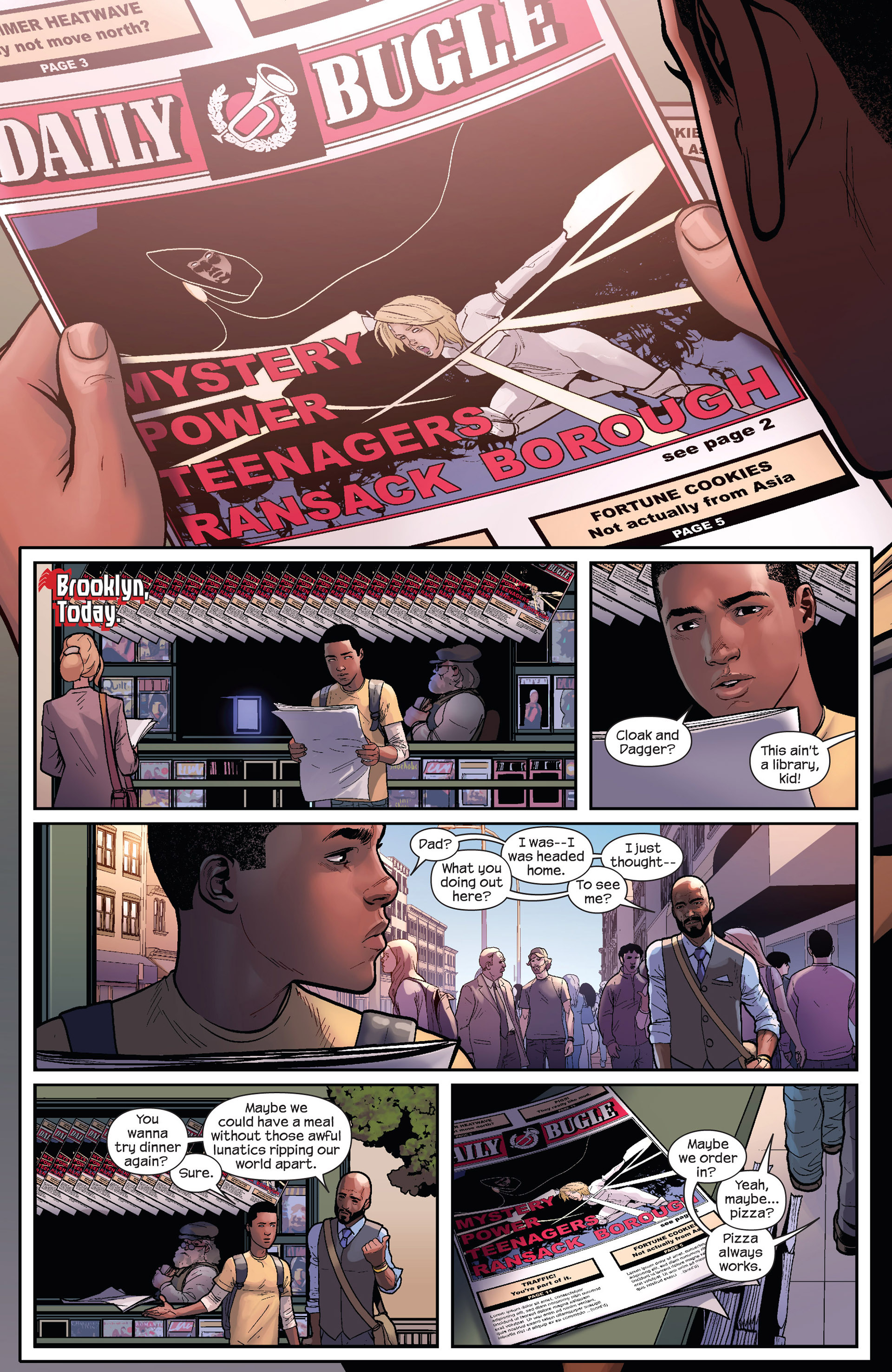 Read online Ultimate Comics Spider-Man (2011) comic -  Issue #25 - 13