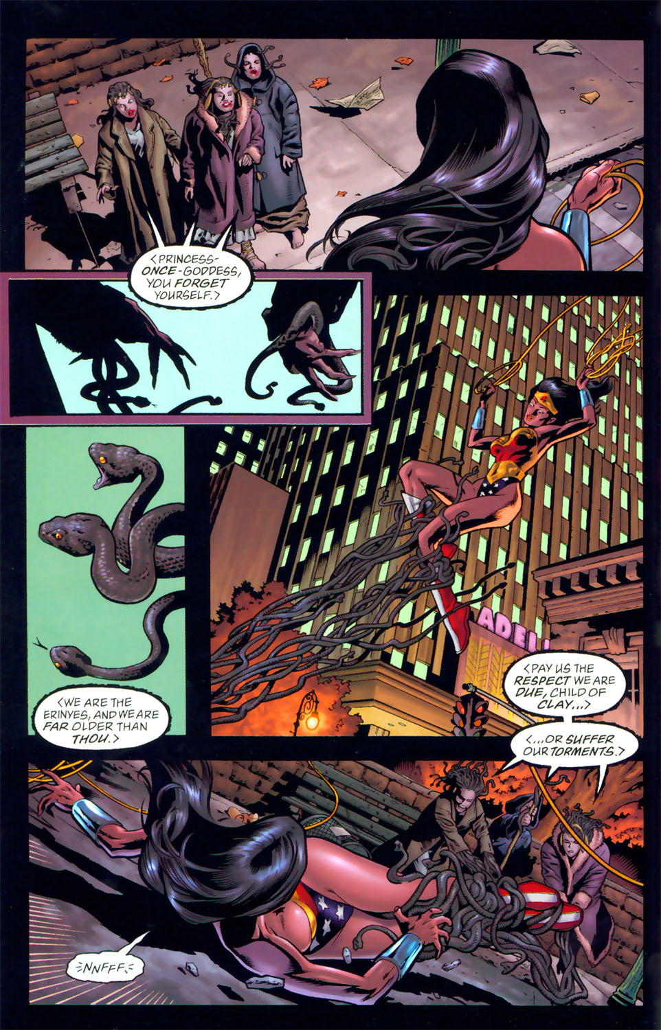 Read online Wonder Woman: The Hiketeia comic -  Issue # Full - 44