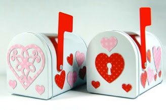 Thirty Quick Ideas For Valentine S Day Mailboxes