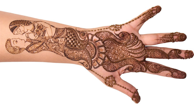 Karva Chauth Mehndi Designs For Impressive Patterns