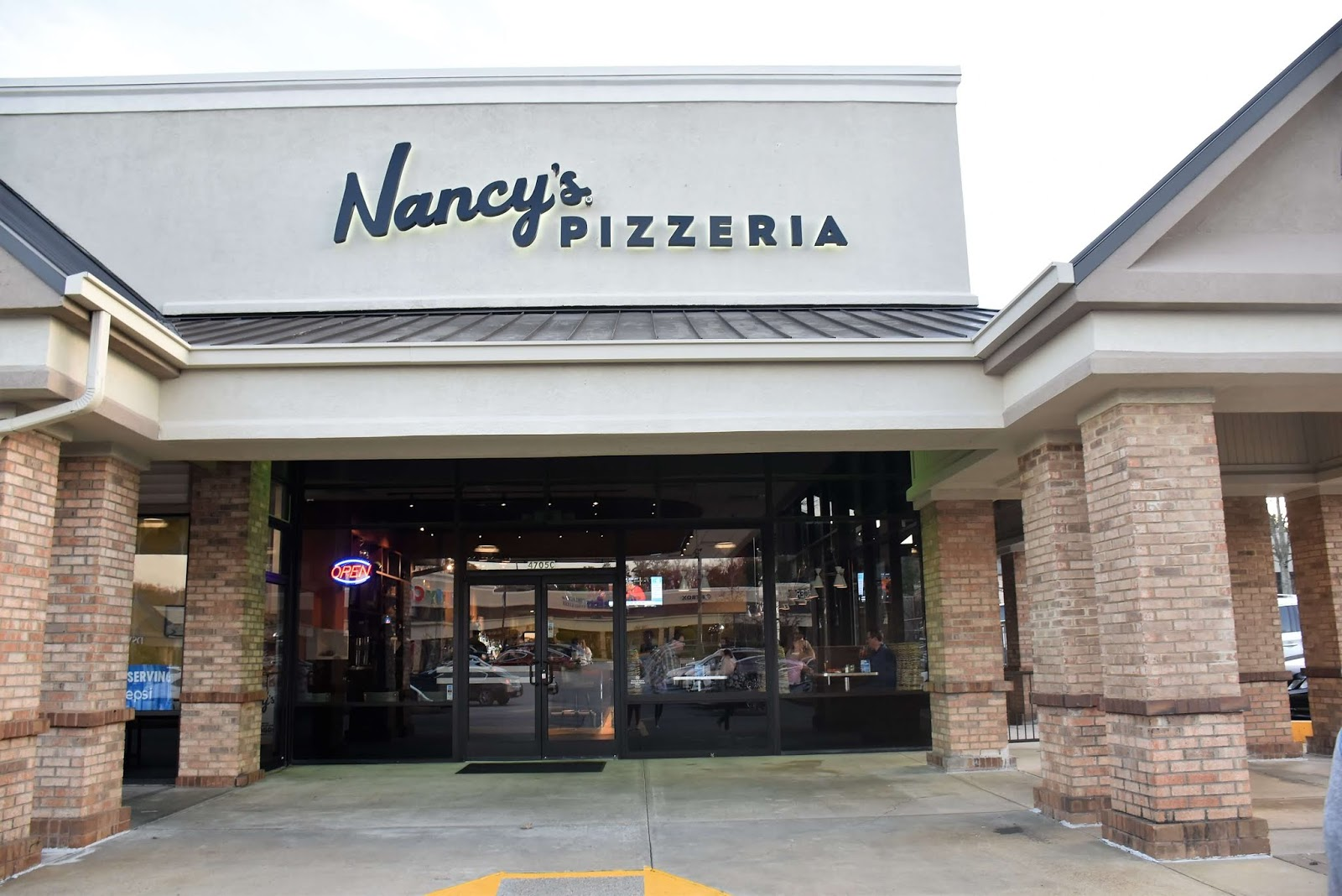 Have Authentic Chicago-Style Stuffed Pizza in Atlanta: Nancy's Pizzeria in Dunwoody  via  www.productreviewmom.com