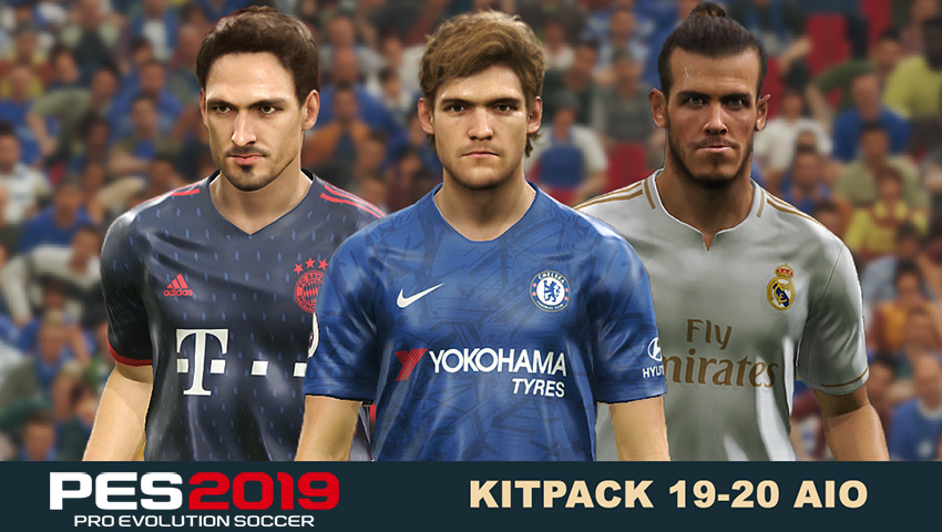 aa1fa4aa8 PES 2019 Kitpack Season 2019 2020 ~ SoccerFandom.com