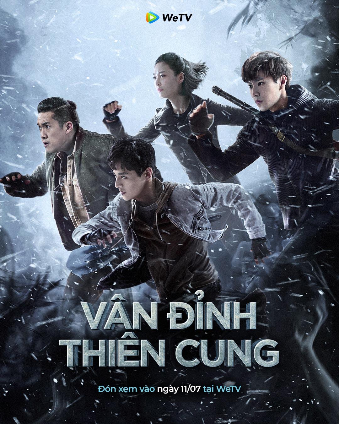 Đạo Mộ Bút Ký 4: Vân Đỉnh Thiên Cung - The Lost Tomb 4: Explore With the Note (2021)