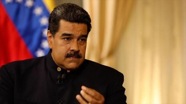 Maduro: Rechazamos las sobras de un EEUU dirigido por Ku Klux Klan