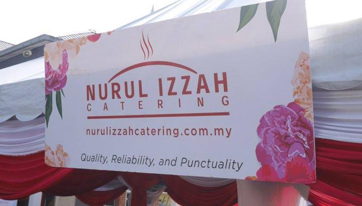 13 Sebab Nurul Izzah Catering Jadi Pilihan
