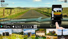The Reivers Road. Innovative audio tours in the Scottish Borders
