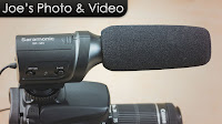 Saramonic SR-M3 Lightweight Directional Condenser Microphone - Review With Audio Samples