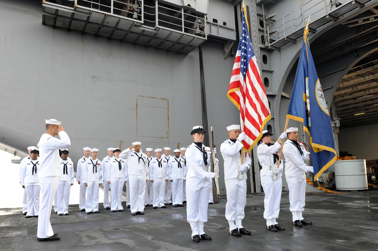 All Photos Released By US Navy