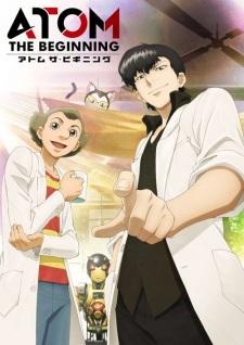 Atom: The Beginning Anime