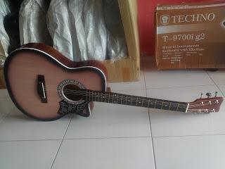 Gitar Murah Yamaha FG-325 Oval